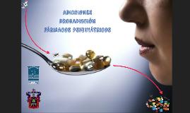 Adicciones, drogadicción y farmacos psiquiatricos