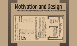Motivation Design Aid