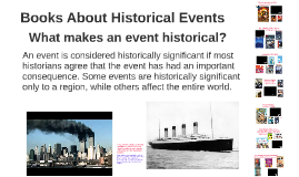 Copy of Historic Events