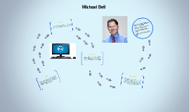 Michael Dell was born on February 23, 1965 in Houston Texas