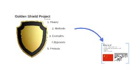 Golden Shield Project