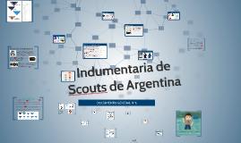 Copy of Copy of Copy of Indumentaria de Scouts de Argentina