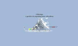 Liderazgo y modelos de gestión educativa