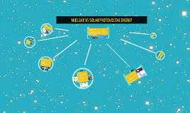 Solar PV vs Nuclear Energy