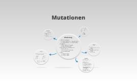 Mutationen
