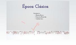 Marina bueno della rosa on prezi for Epoca clasica