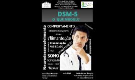 Copy of DSM-5: O que mudou? (apresentação)