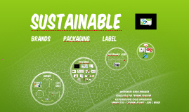 SUSTAINABLE BRAND