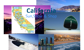 california travel project