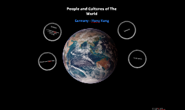 PEOPLE AND CULTURES OF THE WORLD -  HONG KONG VS GERMANY