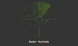 Radar Methode