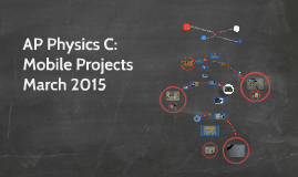AP Physics C: Mobile Projects 2015