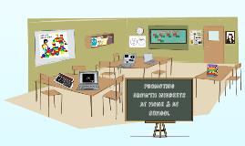 The Growth Mindset Classroom (Arabic Version)