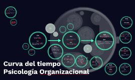 Curva del tiempo Psicología Organizacional