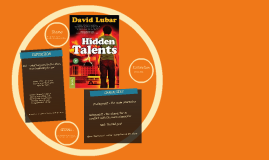 Hidden Talents - Story Elements