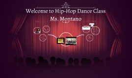 Welcome to Hip-Hop Dance Class