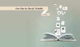 One Day  by David Nicholls - a tragedy