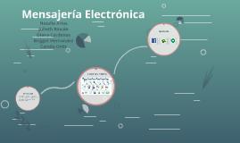 Mensajería Electrónica