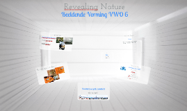 Copy of Revealing Nature BV 2014