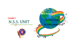 Copy of Ratnam College - NSS UNIT Evaluation