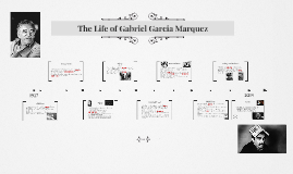 Copy of The Life of Gabriel Garcia Marquez