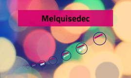 Melquisedec