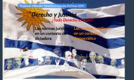 Proyecto Didáctico 2015