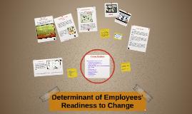 Determinant's of Employee