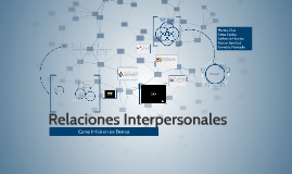 Copy of Relaciones Interpersonales