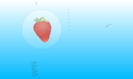 Copy of Life cycle of a strawberry