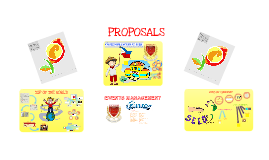 Proposals for Events(Courtesy)