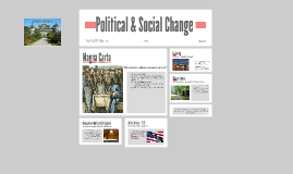 Political & Social Change