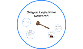 Oregon Legislative Research