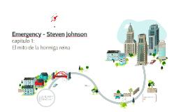 Emergency - Steven Johnson