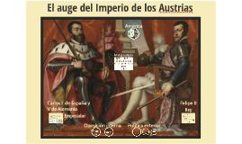 El auge del Imperio de los Austrias