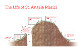 Copy of The Life of St. Angela Merici
