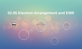 02.05 Electron Arrangement and EMR