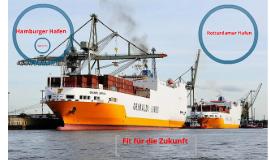 Hamburger Hafen vs. Rotterdamer Hafen - Fit für die Zukunft