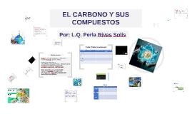 EL CARBONO Y SUS COMPUESTOS