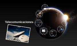 Copy of Telecomunicaciones