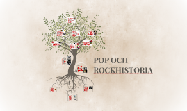 POP OCH ROCKHISTORIA