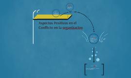 Aspectos Positivos en el Conflicto en la organizacion