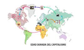 EDAD DORADA DEL CAPITALISMO