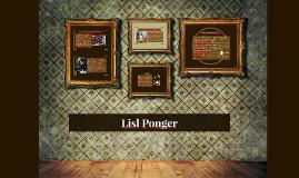 Lisl Ponger