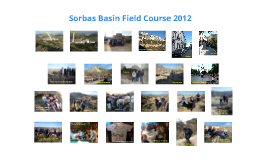 Slides from Sorbas 2012