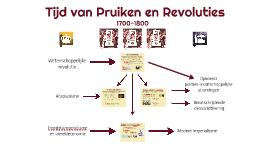 Copy of Tijd van Pruiken en Revoluties