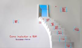 Como implantar o BIM