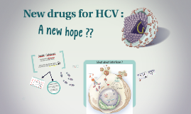 Copy of New drugs for HCV :