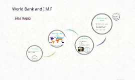 World Bank and I.M.F