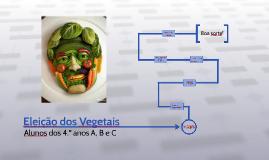 Eleição dos Vegetais